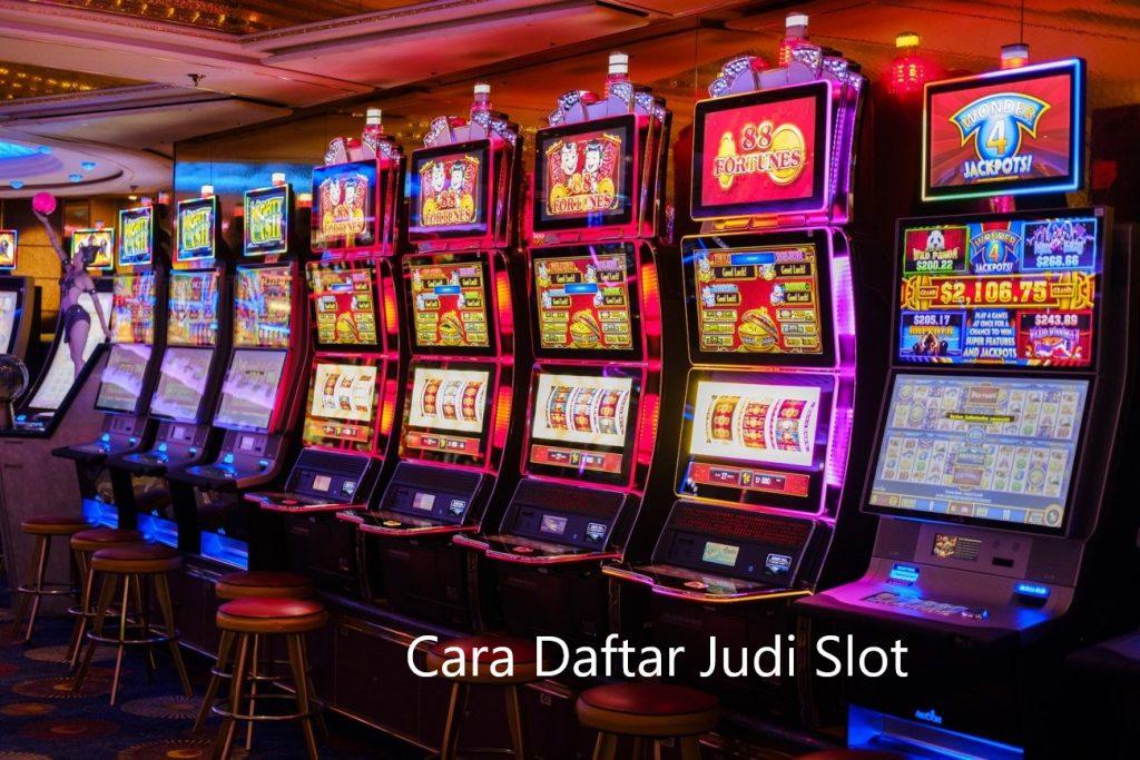 Game Judi Casino Slot